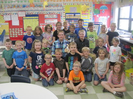 Sixth Grade Readers Visit Kindergarten