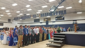 THS Senior Honors Night Photos