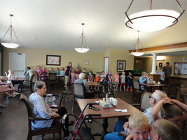 Kindergarten Visits Nursing Homes