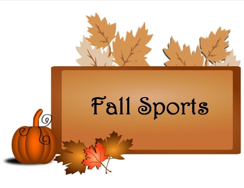 High School Fall Sports Practice Dates Set.............
