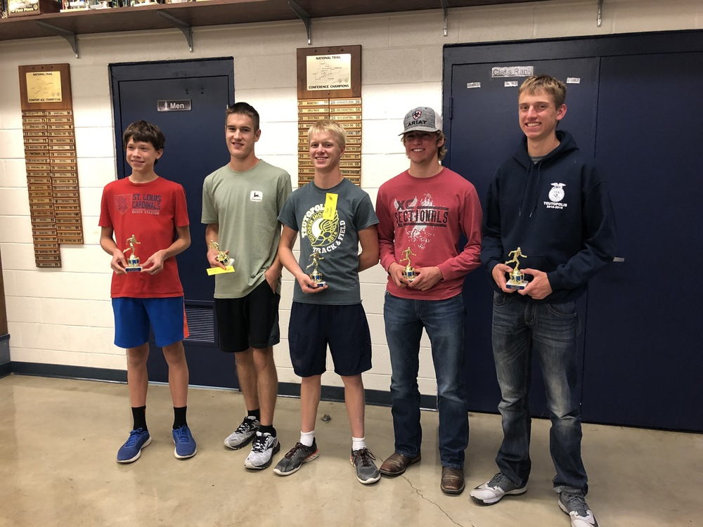 THS Cross Country Awards