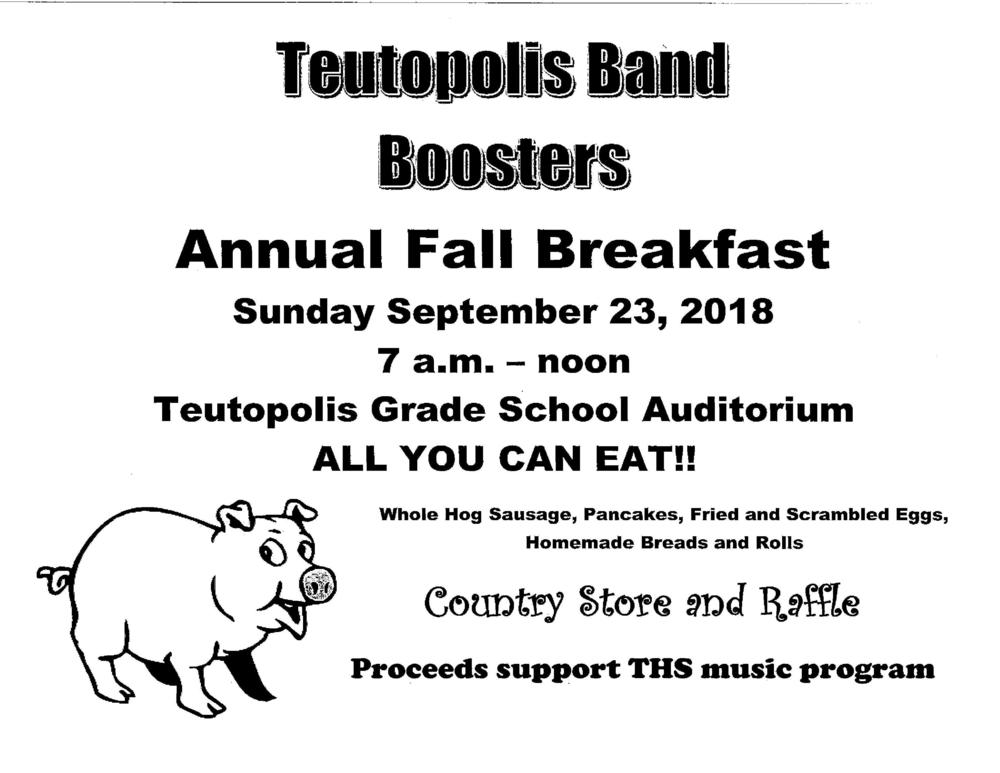 Teutopolis Band Boosters