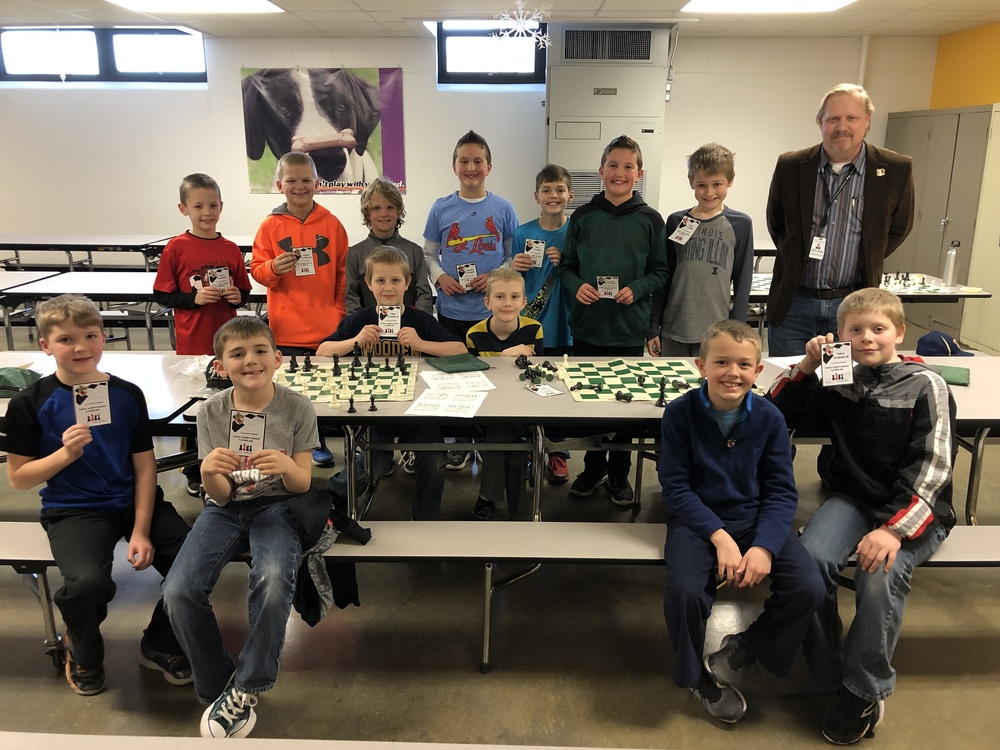 TGS Chess Club