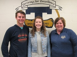 THS December Students of the Month