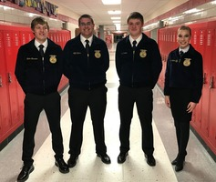 FFA District Proficiency State Qualifiers