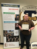 Music Scholarship to Quincy University