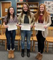 TEUTOPOLIS HIGH SCHOOL ANNOUNCES POETRY OUT LOUD CONTEST WINNERS