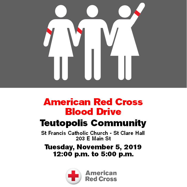 Nov. 5 Blood Drive