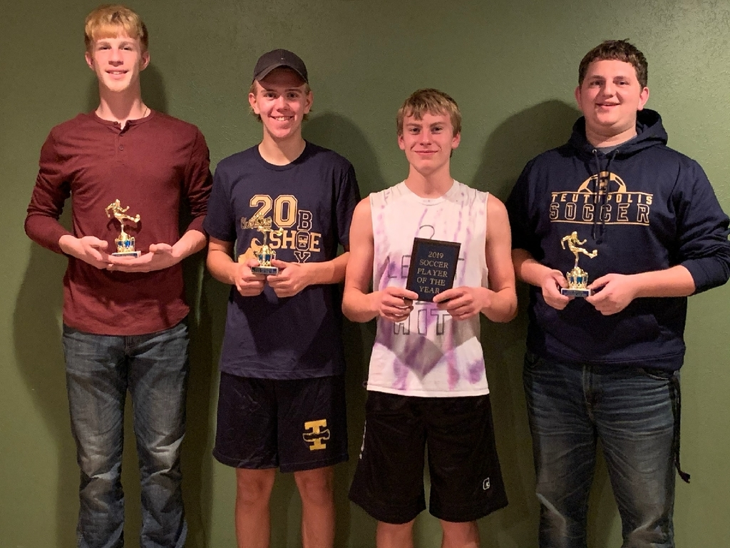 2019 soccer awards