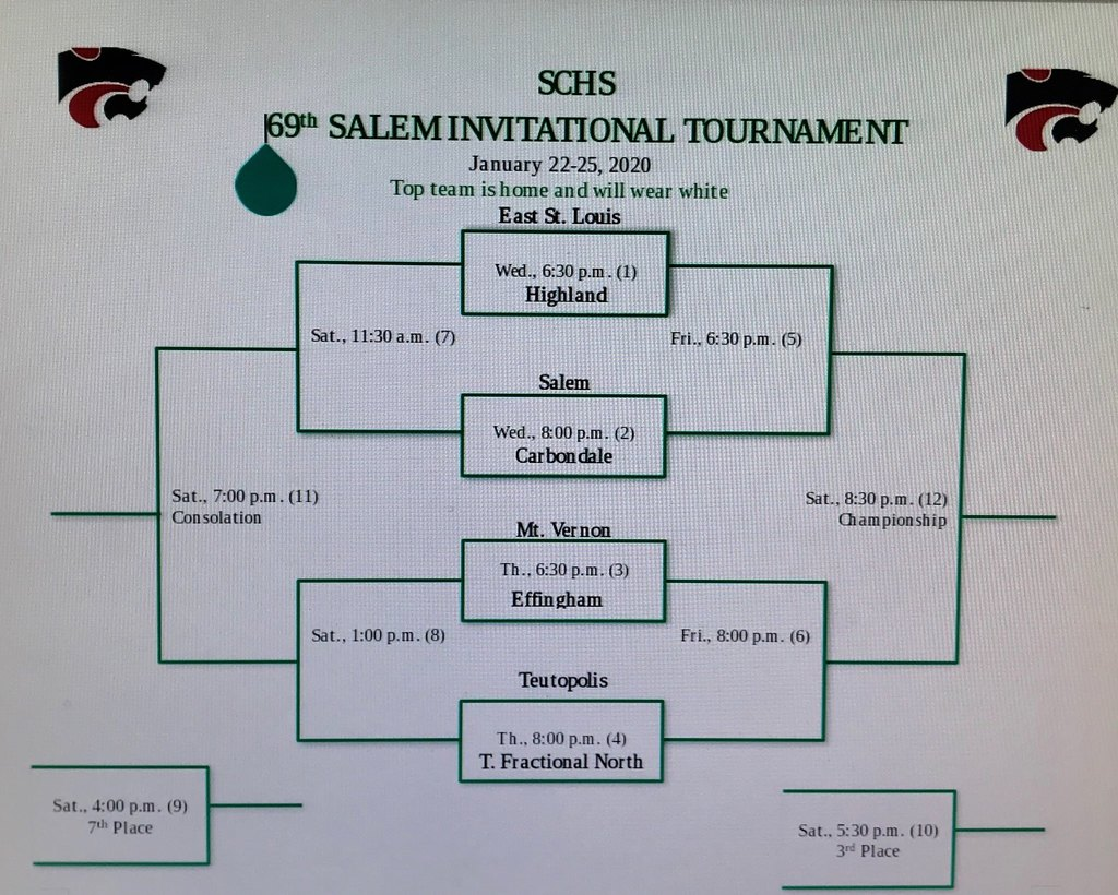 Boys Salem Tournament