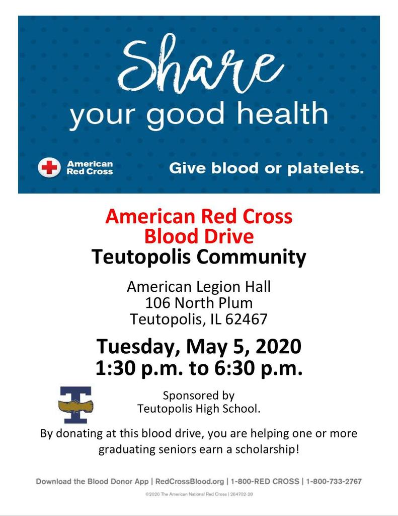 THS Blood Drive
