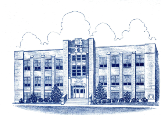 Teutopolis High School 1929